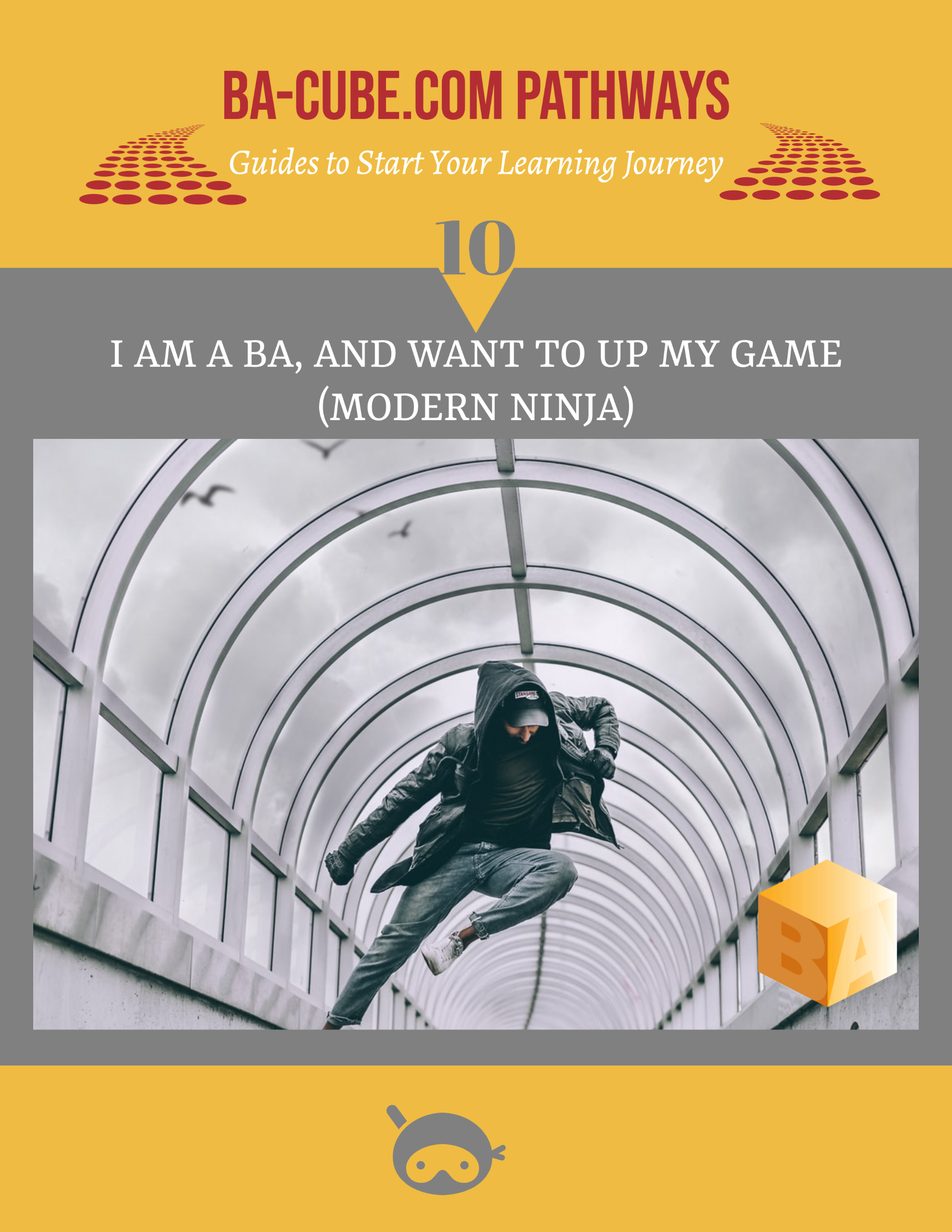 Pathway 10: I want to up my game!