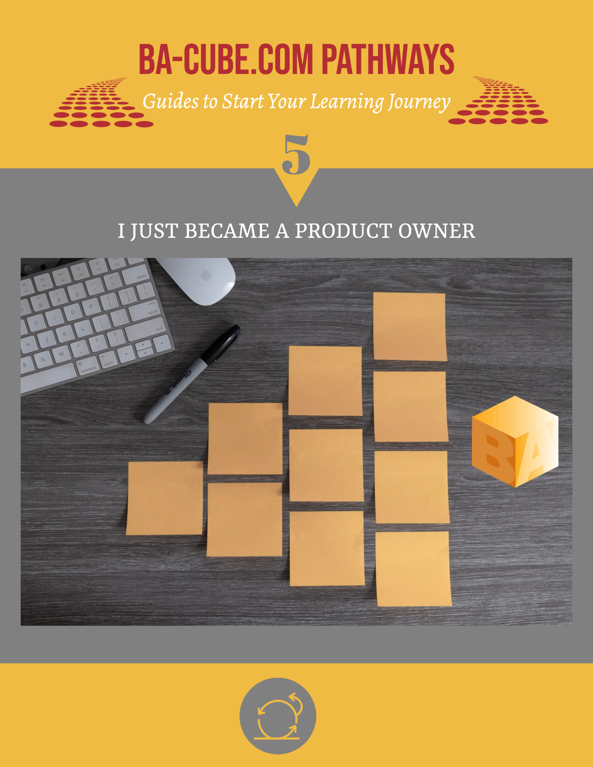 Pathway 5: I just became a Product Owner!