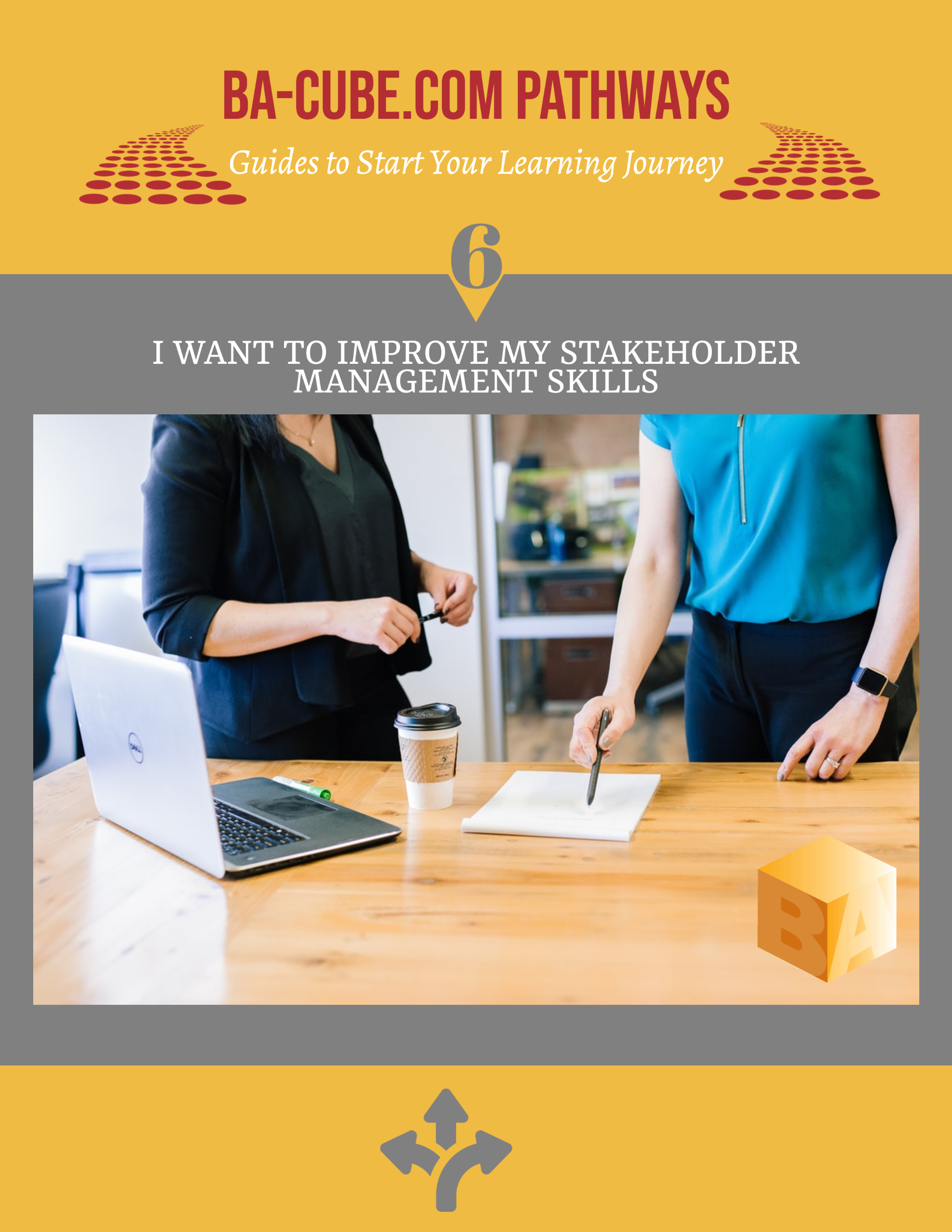 Pathway 6: I Want To Improve My Stakeholder Management