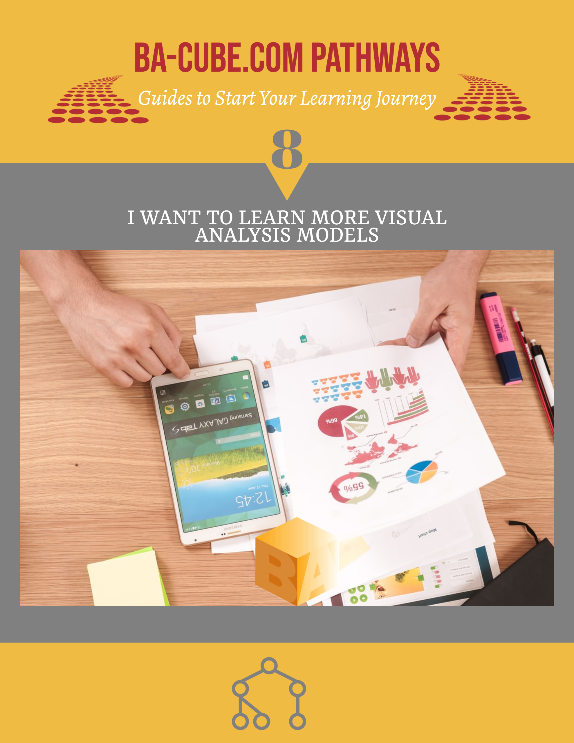 Pathway 8: I Want To Learn Visual Analysis Models